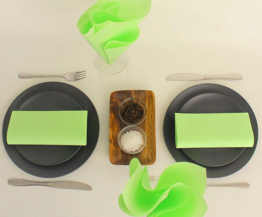 Apple-Green-napking-1