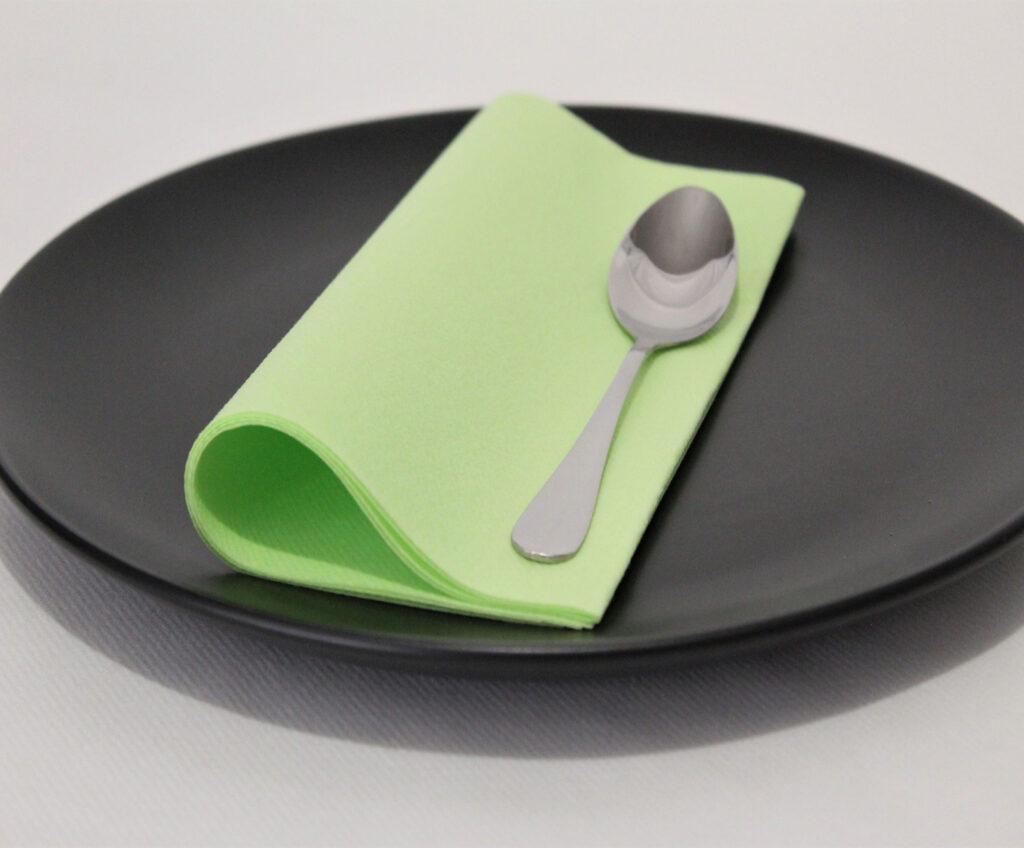 Apple-Green-napking-2
