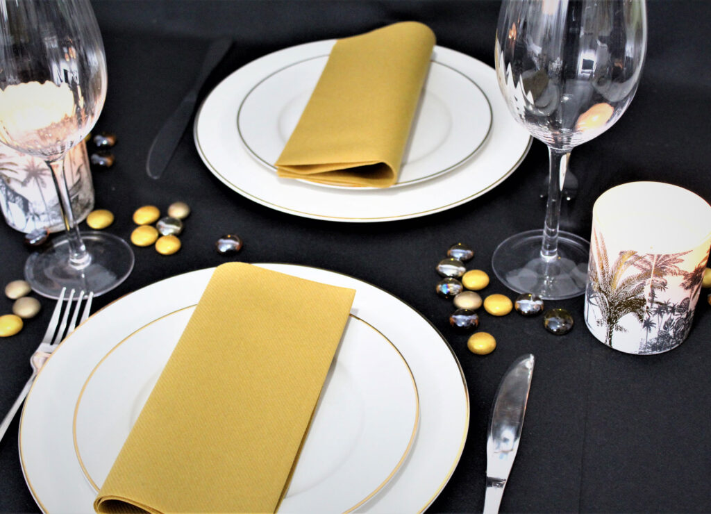 Gold-table-napkins-for-sale