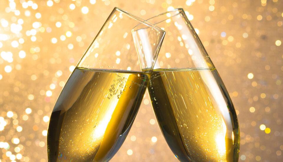 champagne-napkins