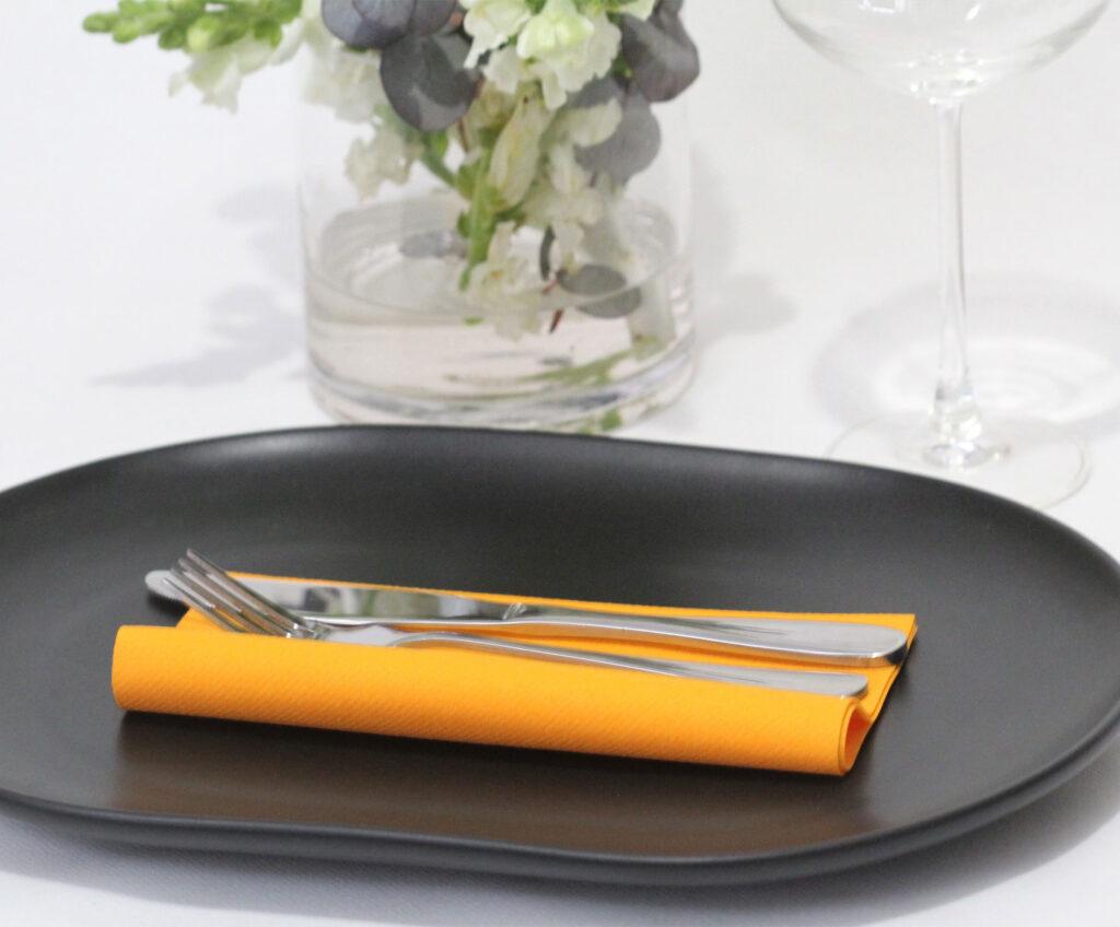 napking-Orange-airlaid
