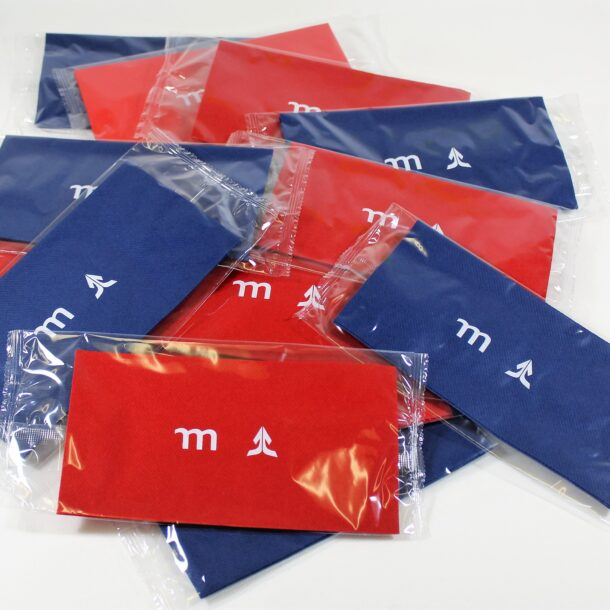 sealed momentum napkins
