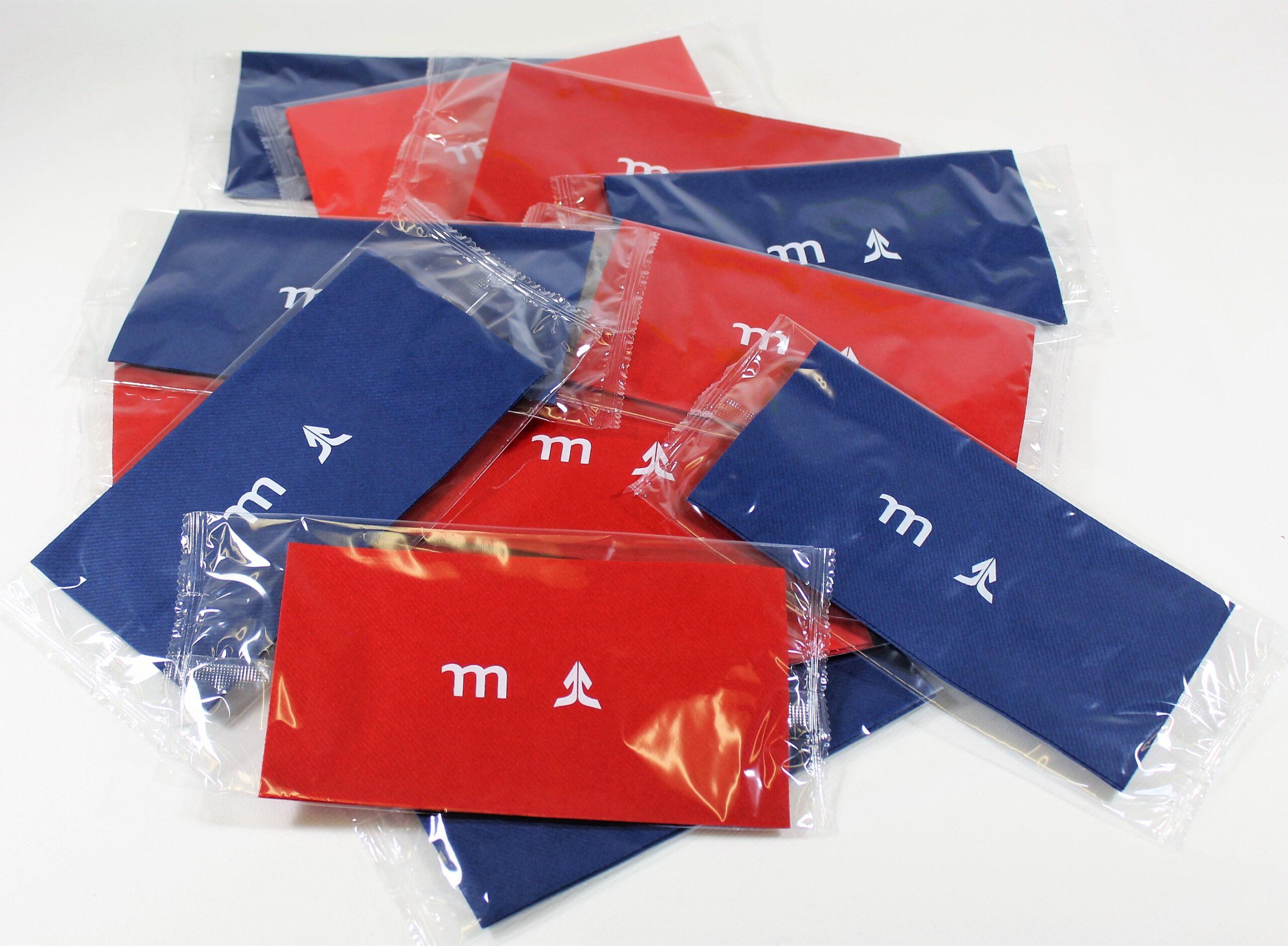 sealed momentum napkins