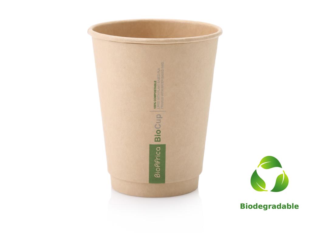 Kraft Cup - 500ml - Biodegradable