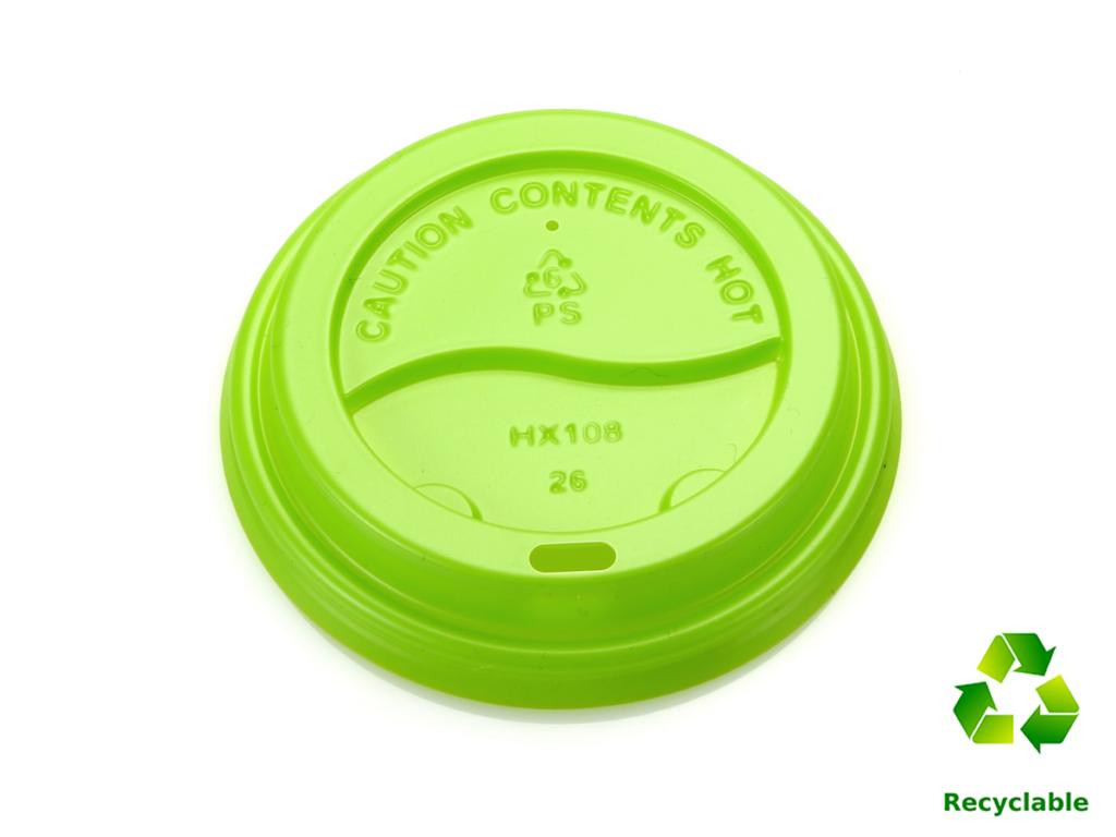 Lid Green - 90ml - 300ml - 500 ml