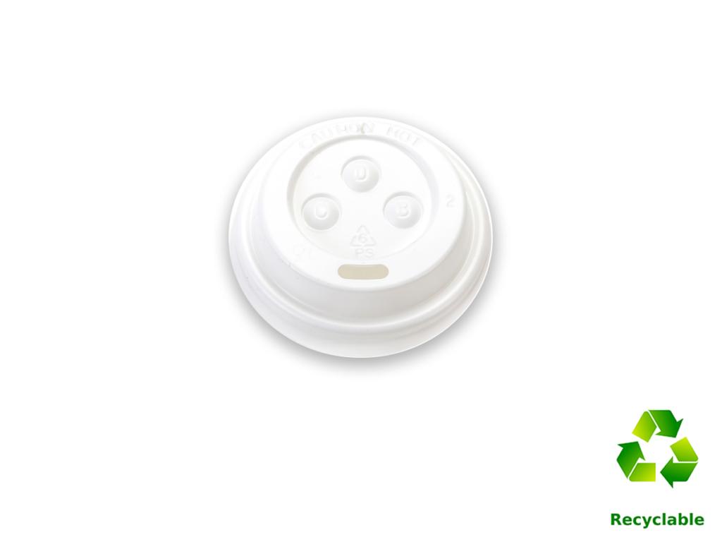 Lid White Espresso - 100ml