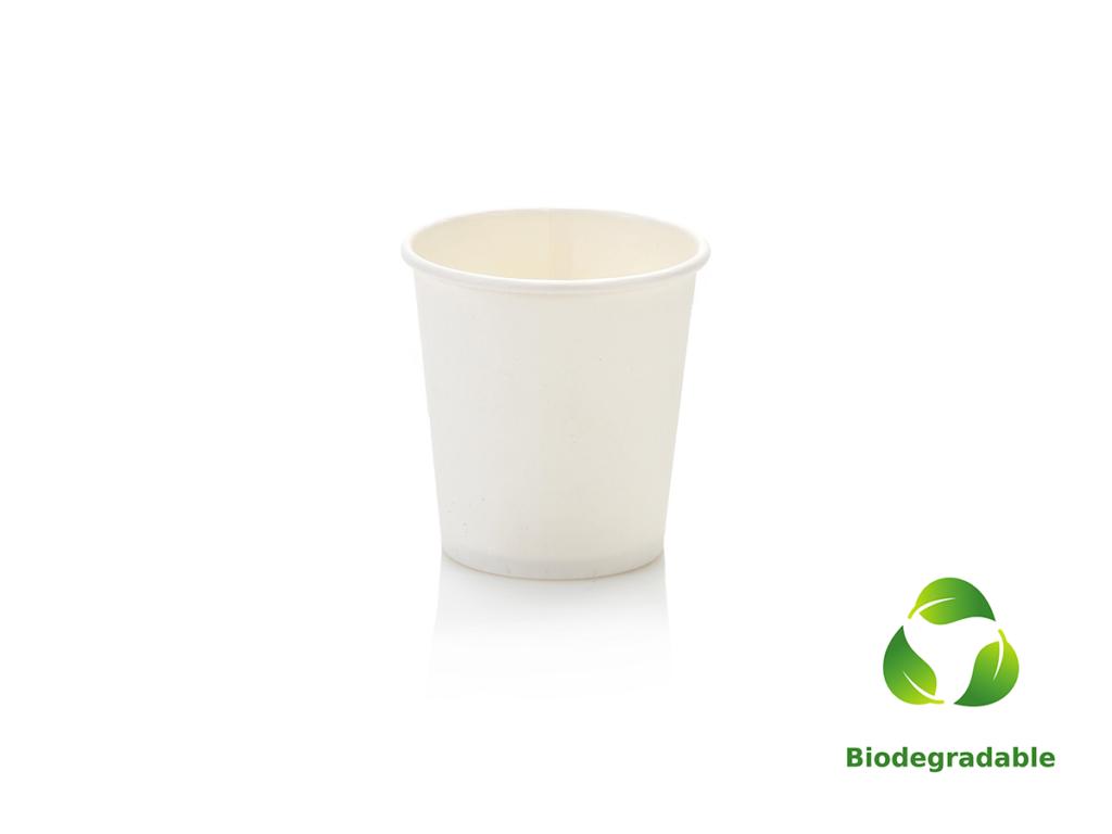 White Cup Espresso - 100ml