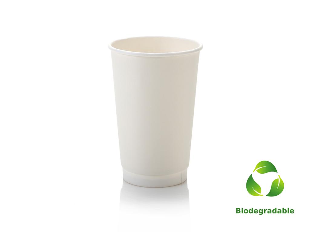 White Cup Espresso 500ml